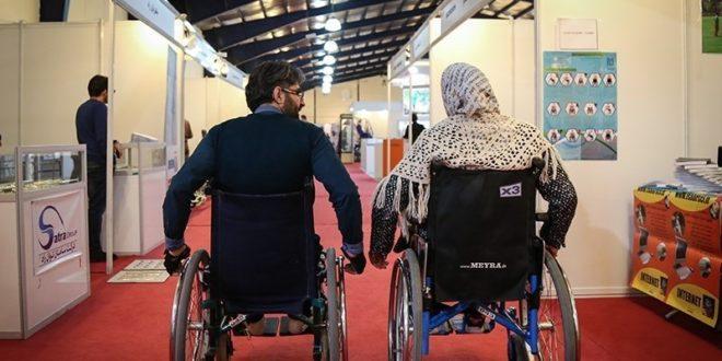 توانبخشی معلولین