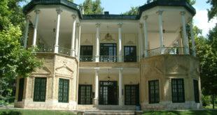 موزه کوشک احمدشاهی