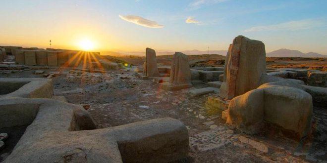 تپه باستانی حسنلو