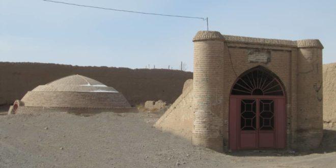 آبانبار تاریخی اکبرآباد