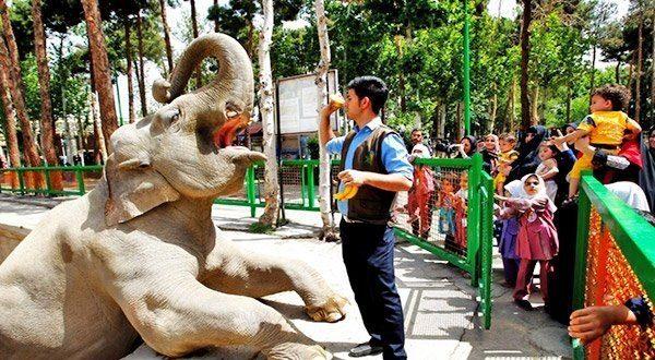 باغ وحش پارک ارم