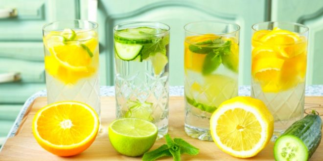 Natural sweet drinks
