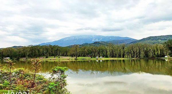 تور دریاچه عروس