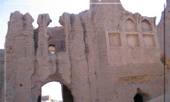قلعه بادام تک