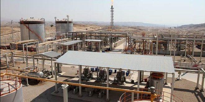 برنامه تولید نفت و گاز مسجدسلیمان
