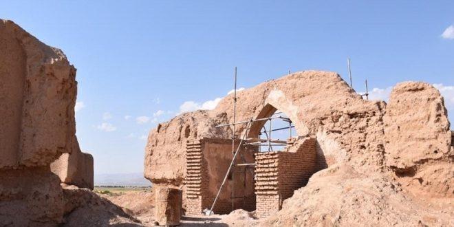 مرمت آثار تاریخی در خراسان شمالی