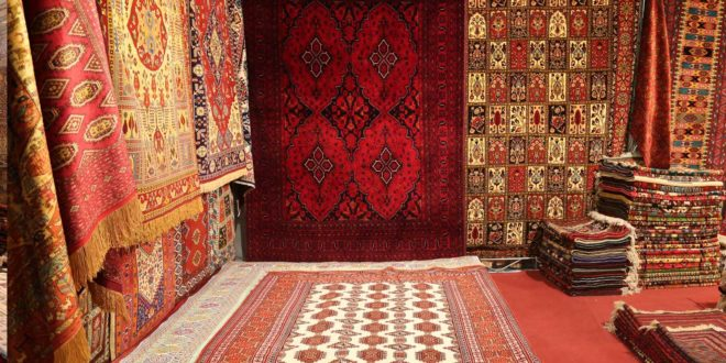 تولید دست بافتههای سنتی