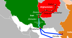 Iran, India and Afghanistan