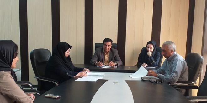 جلسه کمیسیون فنی نظارت بر دفاتر خدمات مسافرتی هرمزگان برگزار شد