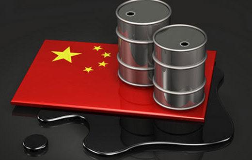 افزایش واردات نفت در چین