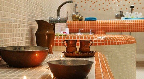 حمام سنتی و ترکی