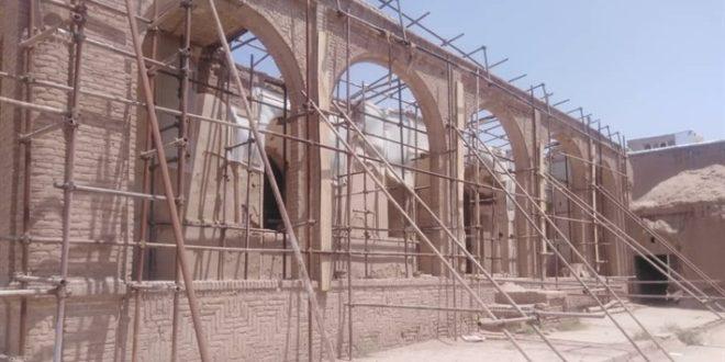 تغییرکاربری عمارت صدرزاده سیرجان به موزه صنعت سنگ آهن
