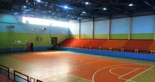 سالن چند منظوره مجموعه ورزشی سلمان فارسی