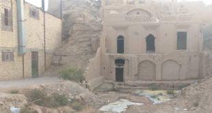 هیچ خانهای در شهر شاهدیه یزد تخریب نشده است