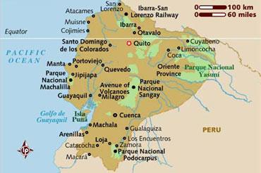 صادرات نفت اکوادور