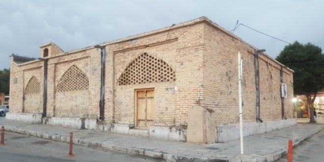 میدان امامزادگان حلیمه و حکیمه خاتون (س)