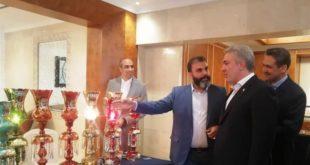 نمایشگاه صنایعدستی استان فارس