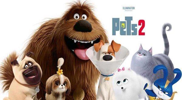انیمیشن کودک و نوجوان زندگی مخفی حیوانات خانگی ۲