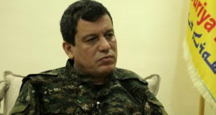 Commander of the Syrian Kurds