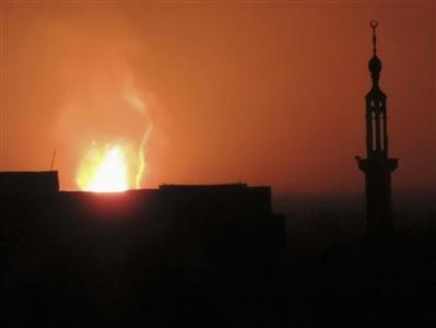 قاچاقچیان نفت در سوریه