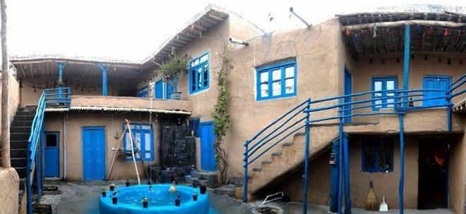 اقامتگاههای بومگردی در خراسان شمالی