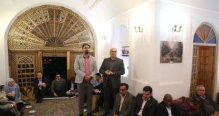 مدیرکل میراثفرهنگی، گردشگری و صنایعدستی کرمان در جمع سفرا و رایزنان 15 کشور جهان