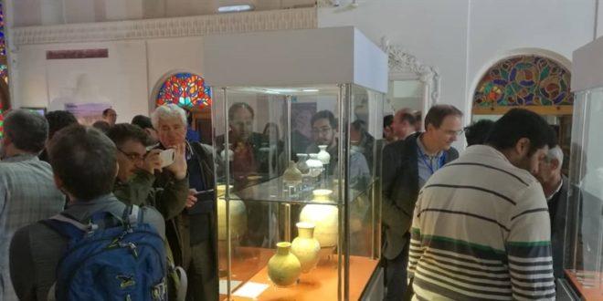 نمایشگاه یافتههای باستانشناسی عصر آهن غرب ایران