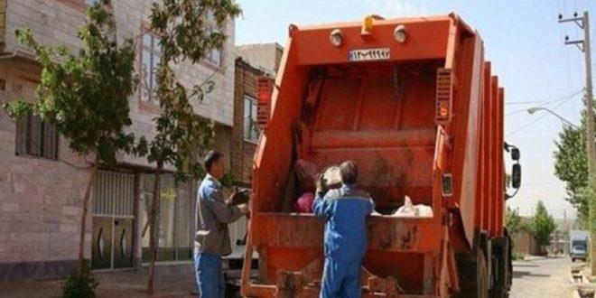 جمعآوری زباله به روش سنتی در کرمانشاه