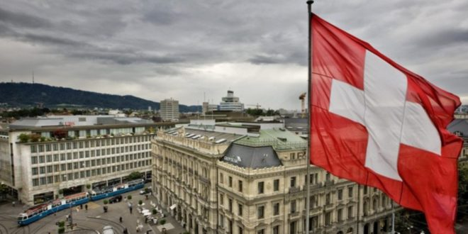 The Swiss economy