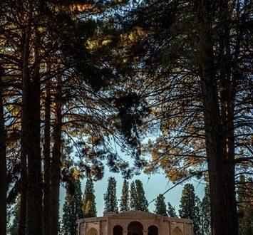 احیای باغ تاریخی امیرآباد
