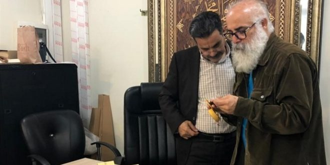 اعطای 7 نشان ملی مرغوبیت به آثار هنرمندان صنایعدستی قزوین