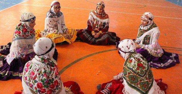 جشنواره بازیهای بومی و محلی