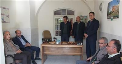 دفتر نظارت همگانی و ستاد خبری یگان حفاظت میراثفرهنگی آذربایجان غربی