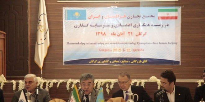 فعالان گردشگری باید از روابط دوستانه ایران و قزاقستان بهره ببرند