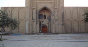 مسجدجامع تاریخی ورامین