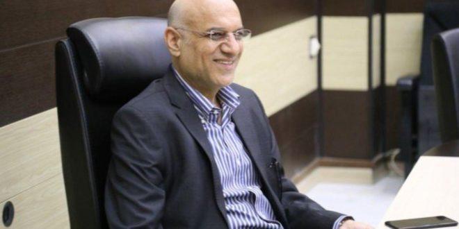 امیر حسین فتحی مدیرعامل باشگاه استقلال
