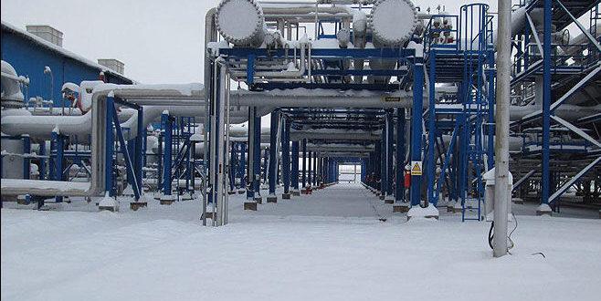 آمادگی ۱۰۰ درصدی شبکه انتقال گاز برای عبور از زمستان