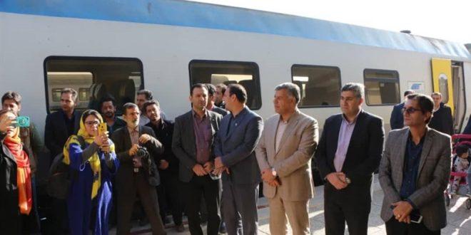 سوت قطار گردشگری کاشان