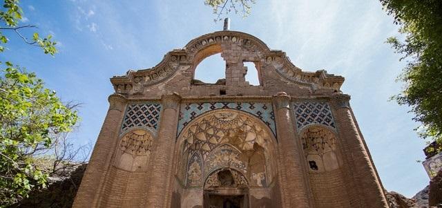 کاخ سرهنگآباد