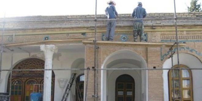 مرمت و ساماندهی 6 بنای مهم تاریخی در ایلام