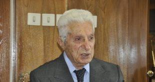 مرحوم پرفسور فضلالله رضا