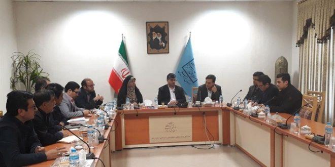 ضرورت مشارکت دانشگاه در بازنگری طرح جامع گردشگری استان اردبیل
