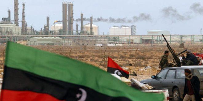 میدان نفتی لیبی