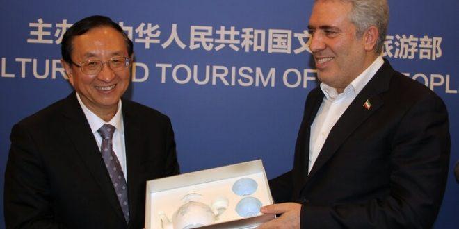دعوت دکتر مونسان از سرمایهگذاران چینی برای مشارکت در صنعت گردشگری