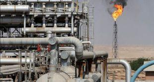 تولید نفت در آغاجاری
