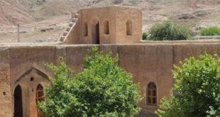 قلعه میرغلام هاشمی ایلام