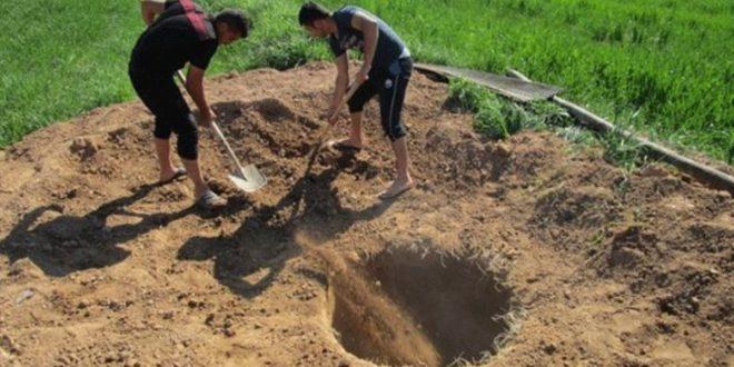 انسداد چاه غیرمجاز