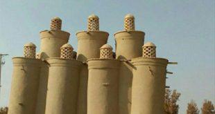 مرمت برج کبوترخانه اجگرد