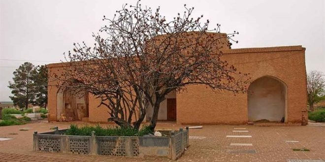بنای تاریخی مزار شاهزاده قاسم