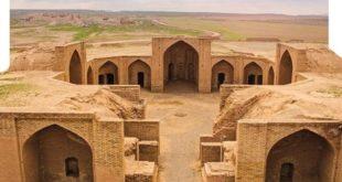 مرمت رباط تاريخی عباسآباد در تایباد